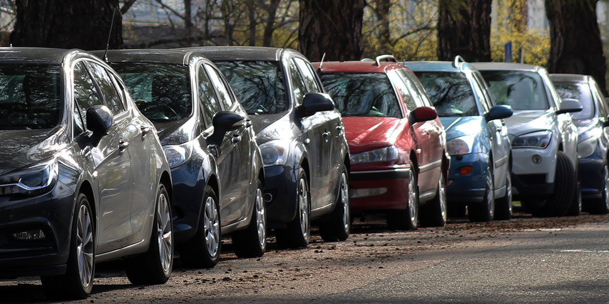 insured fleet of cars for any driver